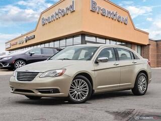 2011 Chrysler 200 Limited - Leather Seats -  Bluetooth - $121 B/W - Sedan