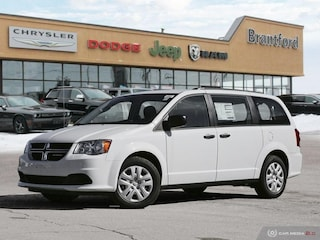 2019 Dodge Grand Caravan Canada Value Package - $184.56 B/W Van