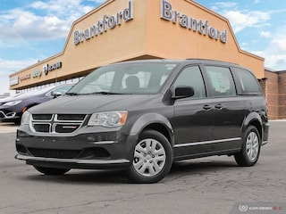 2019 Dodge Grand Caravan Canada Value Package - $187.65 B/W Van