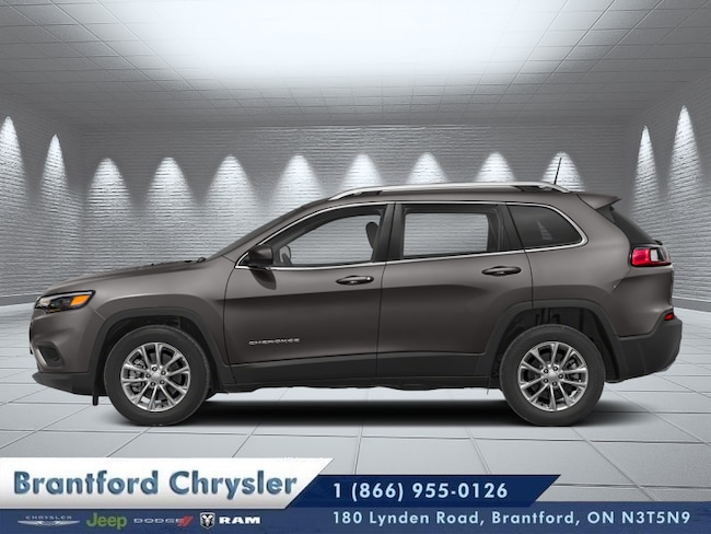2019 Jeep Cherokee Trailhawk Elite - Navigation - $269.84 B/W SUV