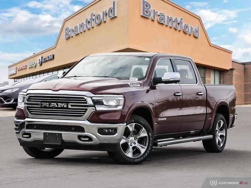 2019 Ram All-New 1500 Laramie - Leather Seats -  Cooled Seats - $428.88 Truck Crew Cab