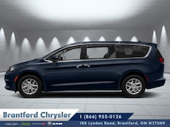 2019 Chrysler Pacifica Touring - Navigation -  Uconnect Van
