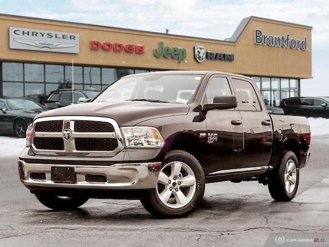 2019 Ram 1500 Classic SLT -  Uconnect - $256.82 B/W Truck Crew Cab