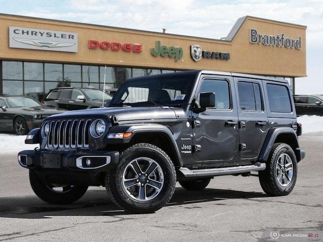2019 Jeep Wrangler Unlimited Sahara - Navigation - $354.59 B/W SUV