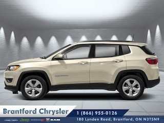 2019 Jeep Compass Limited - Navigation -  Uconnect - $250 B/W SUV