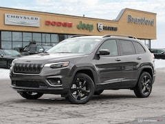 2019 Jeep New Cherokee Altitude - Navigation -  Uconnect SUV