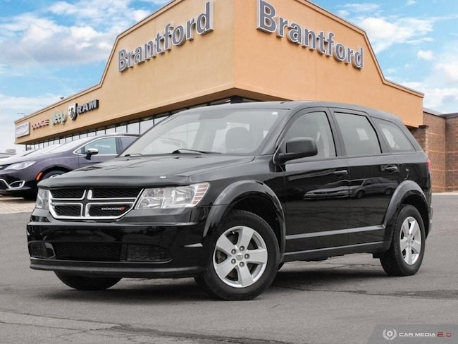 2014 Dodge Journey FWD 4DR Value PKG -  - Air - $128.86 B/W SUV
