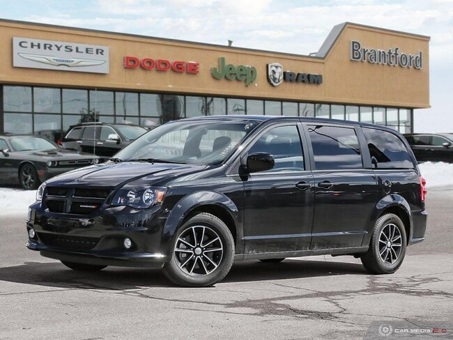 2019 Dodge Grand Caravan GT - Leather Seats -  Heated Seats - $191.49 B/W Van