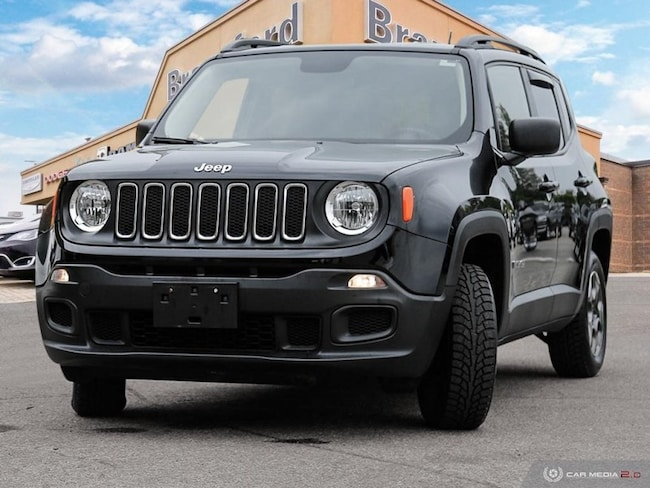 2016 Jeep Renegade Sport -  Power Windows -  Power Doors - $157.00 B/ SUV