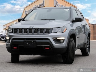 2019 Jeep Compass Trailhawk - Leather Seats - Navigation - $236.53 B SUV