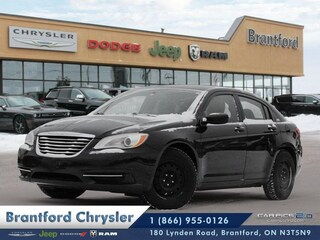2014 Chrysler 200 LX -  Power Windows - $76.95 B/W Sedan