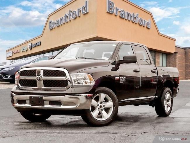 2019 Ram 1500 Classic SLT -  Uconnect - $257.99 B/W Truck Crew Cab