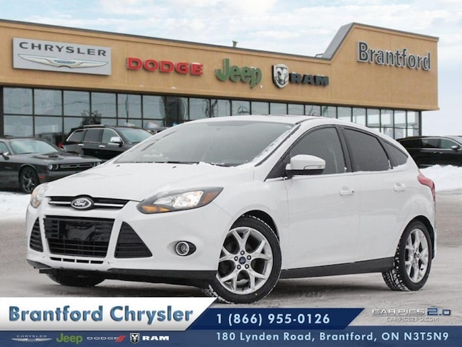 2014 Ford Focus 5DR HB - Bluetooth -  Heated Seats - $124.40 B/W Hatchback