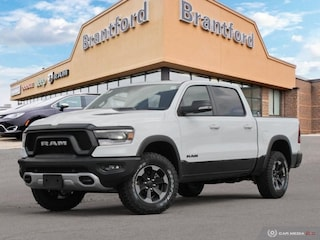 2020 Ram 1500 Rebel - Leather Seats - Navigation Truck Crew Cab