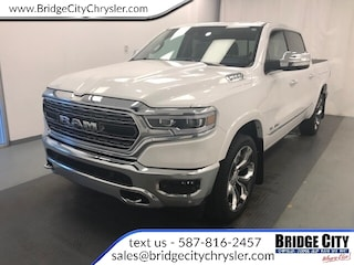 2020 Ram 1500 Limited- NAV- Safety Tec- RamBox! Camion cabine Crew V-8 cyl