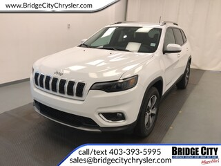 2019 Jeep New Cherokee Limited- Back-up Camera- Trailer Tow Group! SUV