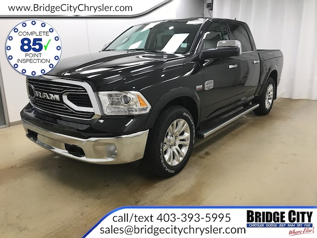 2018 Ram 1500 Longhorn, Rambox, Air Ride, Huge Savings!! Truck Crew Cab HEMI VVT V8 w/FuelSaver MDS