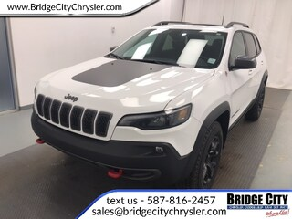 2020 Jeep Cherokee Trailhawk Elite- NAV- Blind-Spot- Trailer Tow! SUV
