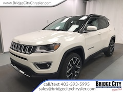 2019 Jeep Compass Limited- NAV- Adv Safety- Remote Start! SUV