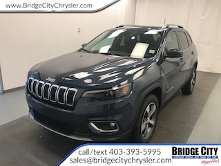 2019 Jeep New Cherokee Limited- Heated Seats- LED Lights- Remote Start! SUV