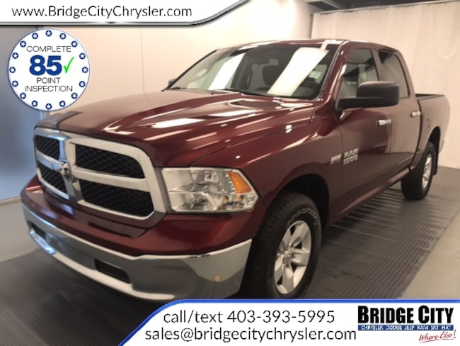 2016 Ram 1500 SLT Crew- One Owner! Clean CarProof! Crew Cab