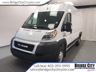 2019 Ram ProMaster 1500 High Roof 136 in. WB- Back-up Camera- Bluetooth! Van Cargo Van
