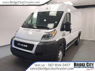 2019 Ram ProMaster 1500 High Roof 136 in. WB- Cruise Control- Rear A/C! Van Cargo Van