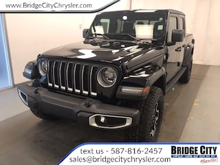 2020 Jeep Gladiator Overland- NAV- Adv Safety- Rubicon Wheels and Tire Truck Crew Cab
