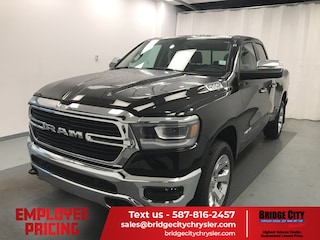 2019 Ram All-New 1500 Big Horn- EMPLOYEE PRICE! Heated Seats and Wheel! Truck Quad Cab