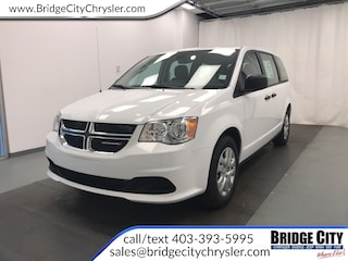 2019 Dodge Grand Caravan Canada Value Package- Bluetooth! Van