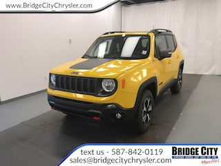 2019 Jeep Renegade Trailhawk- Bluetooth- Heated Seats- Backup Camera! SUV