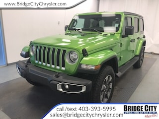 2018 Jeep All-New Wrangler Unlimited Sahara- 8.4
