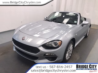 2019 FIAT 124 Spider Classica- Manual Transmission and Technology Group Convertible
