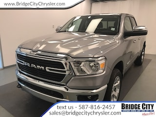 2019 Ram All-New 1500 Big Horn- Bucket Seat- Trailer Tow- Remote Start! Truck Quad Cab