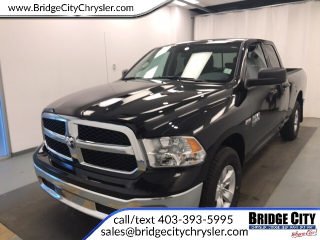 2019 Ram 1500 Classic SLT- HEMI- Back-up Camera- Bluetooth! Truck Quad Cab