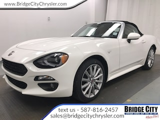 2019 FIAT 124 Spider Lusso- NAV- Blind-Spot- Heated Seats! Convertible