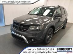 2019 Dodge Journey Crossroad- NAV- Leather- Power Sunroof! SUV
