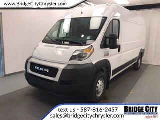 2019 Ram ProMaster 3500 High Roof 159 in. WB- Bluetooth- Back-up Camera! Van Cargo Van
