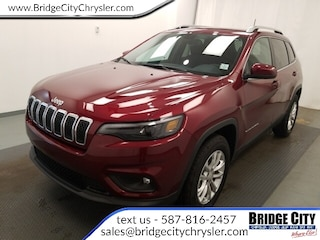 2019 Jeep New Cherokee North- 2.0L Turbo, Heated Seats, Power Gate! SUV