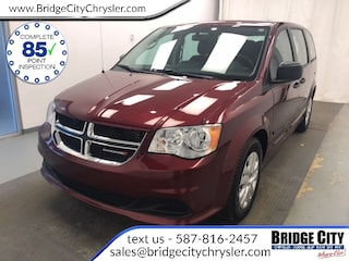 2017 Dodge Grand Caravan CVP- Rear Heat & A/C - Sold New at Bridge City! Mini-Fourgonnette