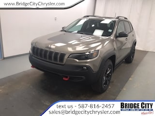 2020 Jeep Cherokee Trailhawk Elite- NAV- Blind-Spot- Pano Sunroof! SUV V-6 cyl