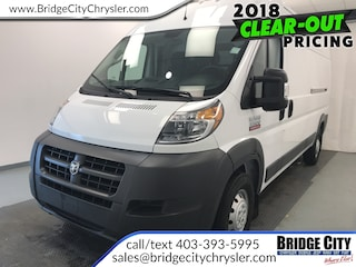 2018 Ram ProMaster 3500 High Roof 159 in. WB Van Cargo Van