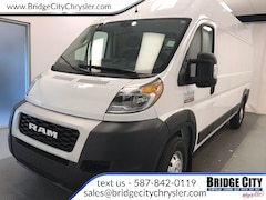 2019 Ram ProMaster 3500 High Roof 159 in. WB- Cruise Control- Back-up Cam! Van Cargo Van