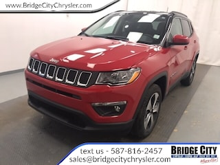 2020 Jeep Compass North- 8.4