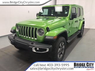 2019 Jeep Wrangler Unlimited Unlimited Sahara 2.0L Turbo-Sky Power Top *DEMO* SUV I-4 cyl