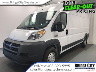 2018 Ram ProMaster 3500 High Roof 159 in. WB- Heated Seats! Van Cargo Van