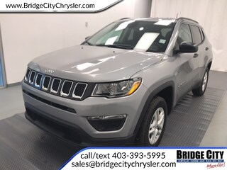 2019 Jeep Compass Sport- 7
