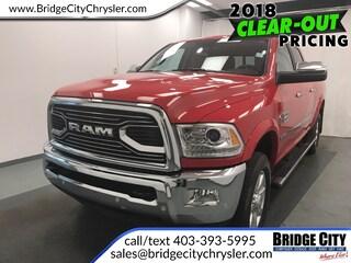 2018 Ram 3500 Laramie Longhorn-NAV- Cummins Diesel! Truck Crew Cab