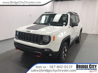 2019 Jeep Renegade Trailhawk- NAV- Safety Group- LED Lights! SUV
