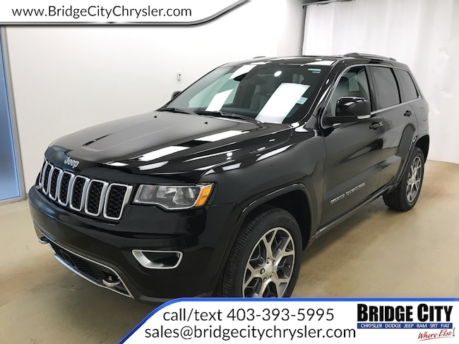 2018 Jeep Grand Cherokee Limited SUV V-6 cyl